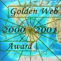 Golden Web Banner